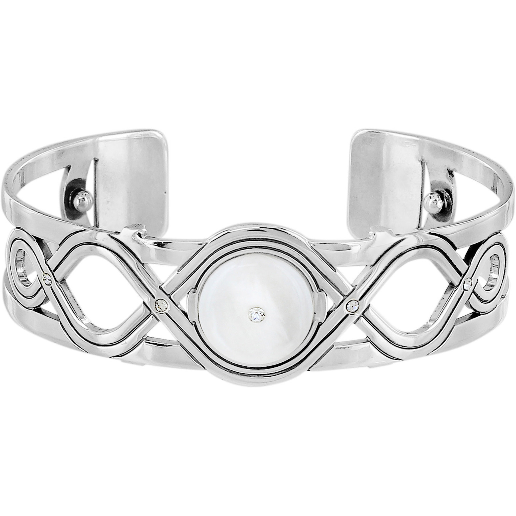 Brighton Christo Oahu Slim Cuff Bracelet