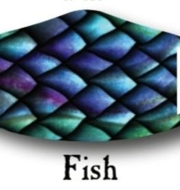 Fish Scales Mask