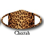 Deco Mask Cheetah Mask