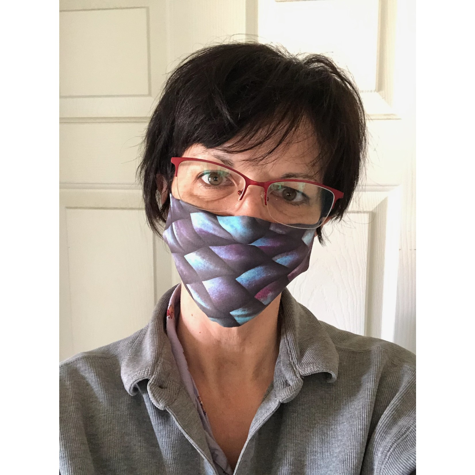 Deco Mask Cheetah Mask