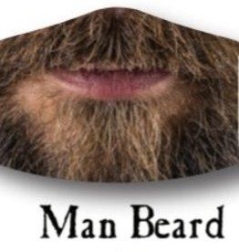 Man Beard Mask