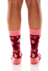 Dog Mom Women's Crew Socks