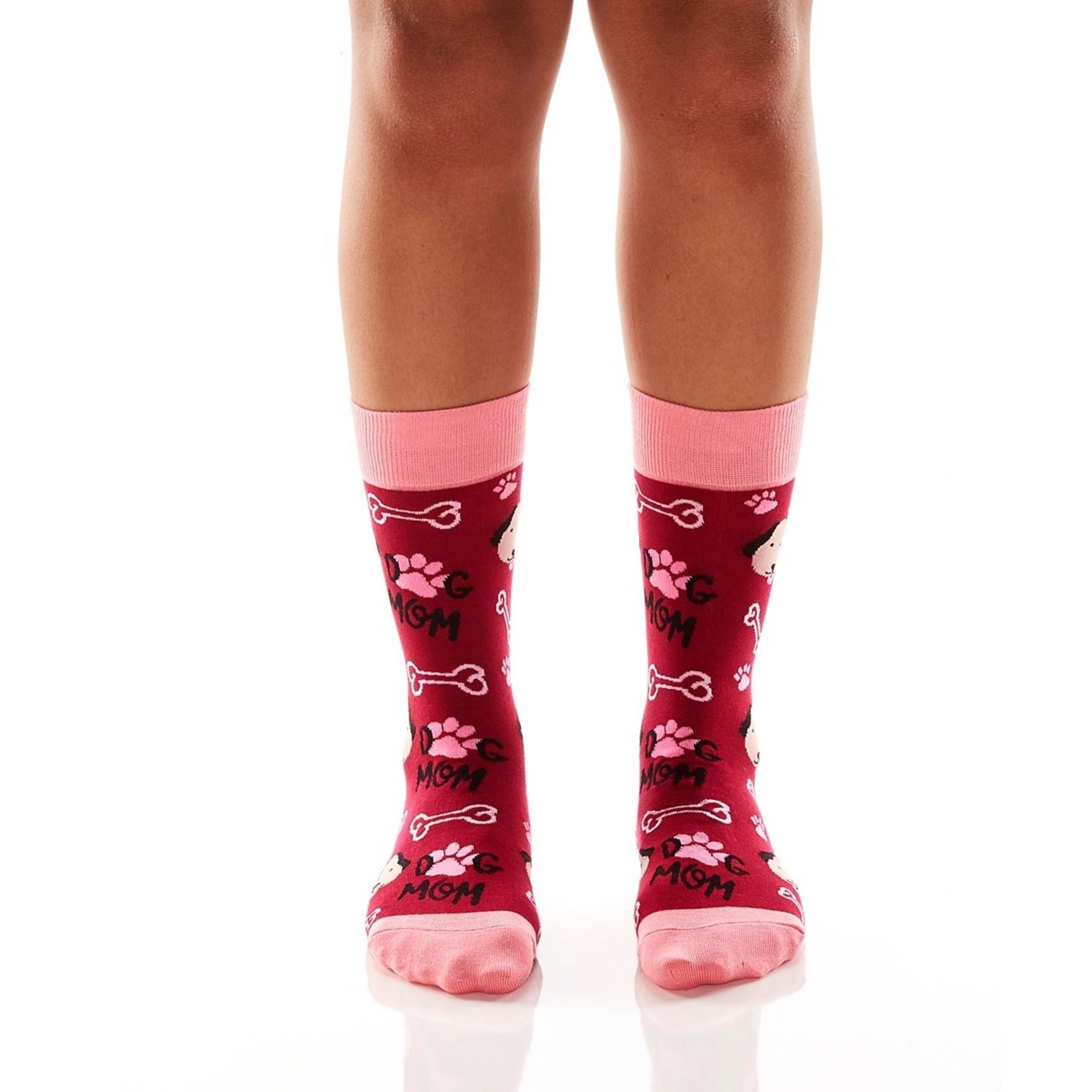Dog Mom Women's Crew Socks