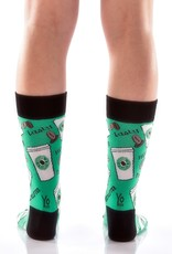 Coffee Women's Crew Socks