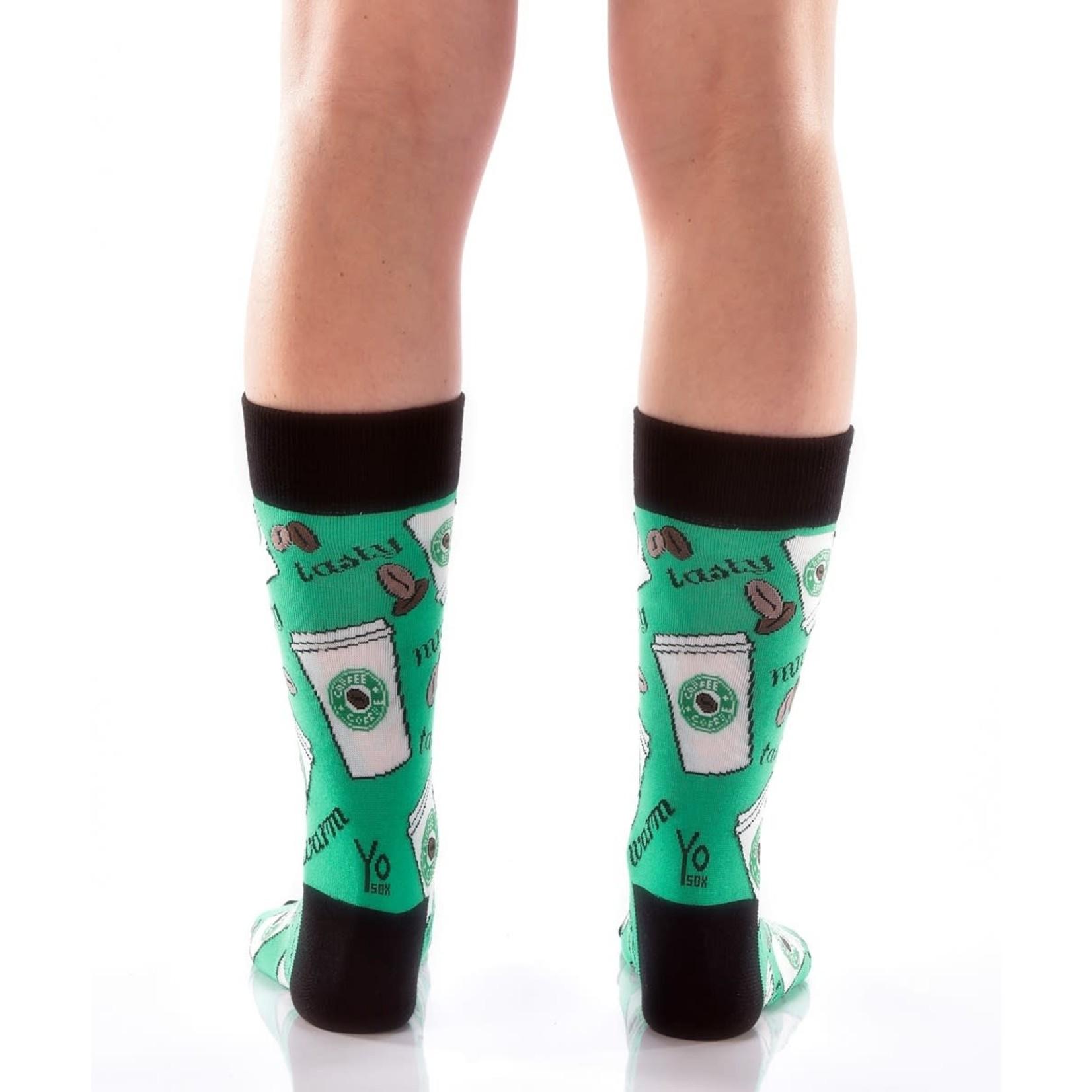 Coffee Women's Crew Socks