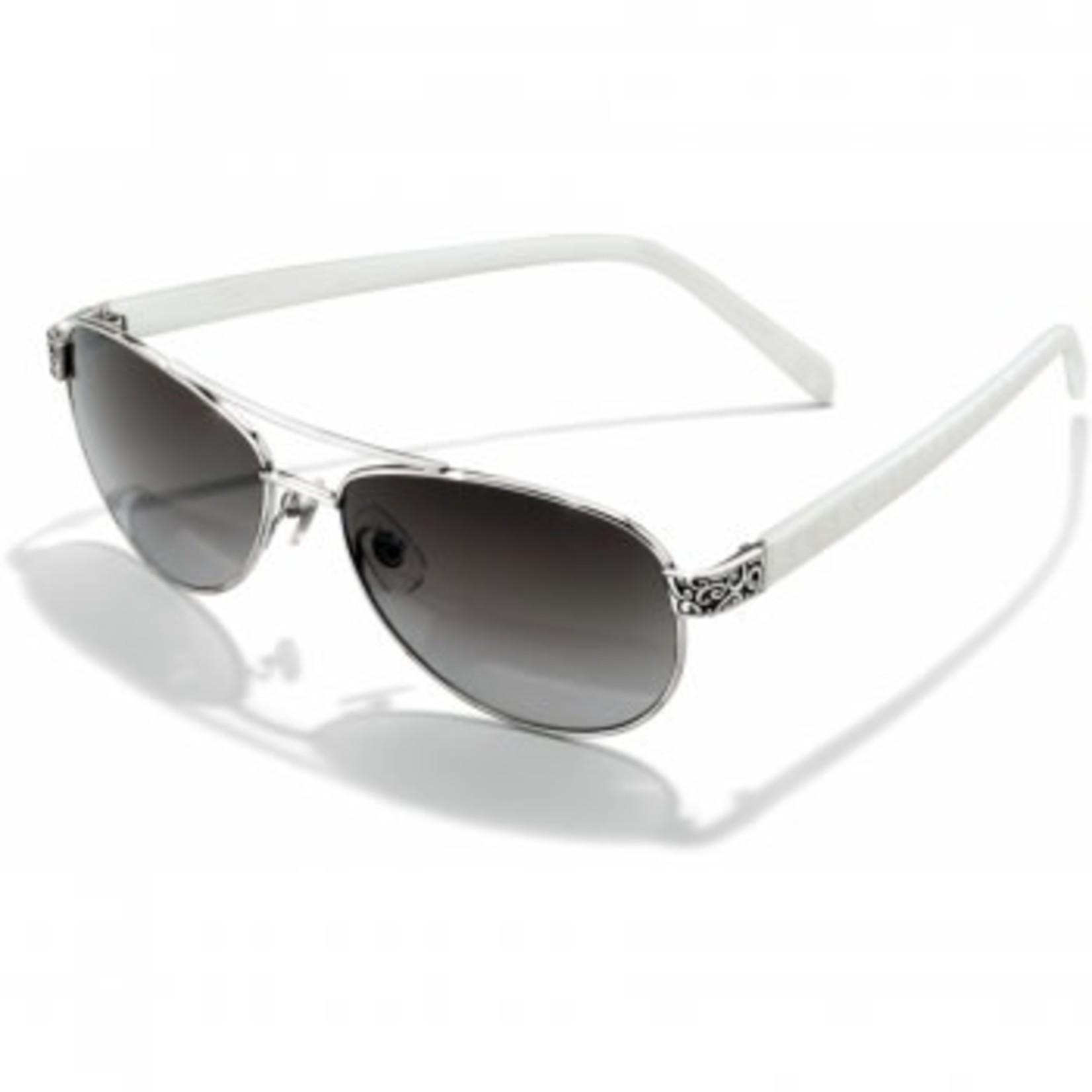 Brighton Sugar Shack Sunglasses in White