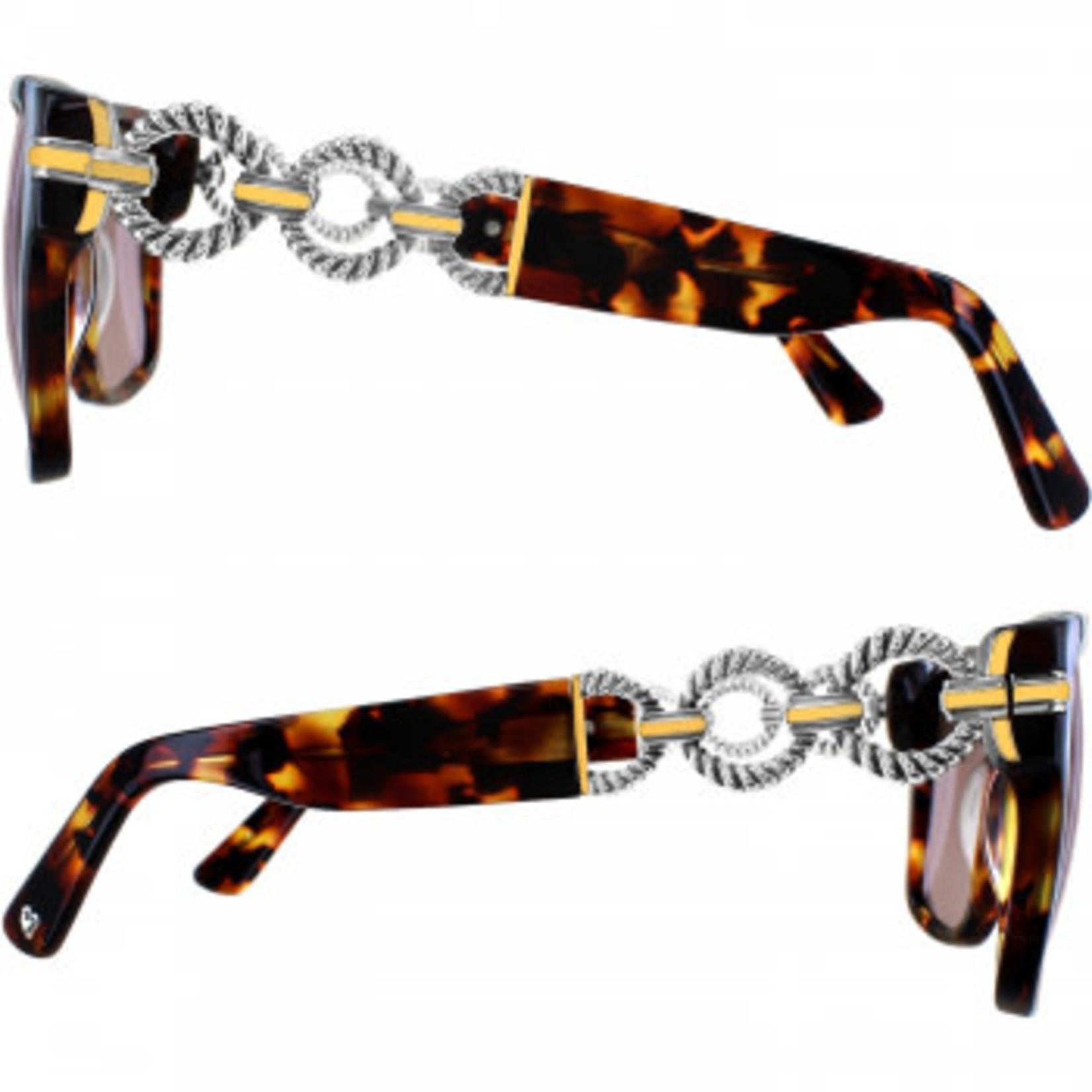 Brighton Kindred Tortoise Sunglasses