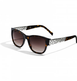 Brighton Pebble Tortoise Sunglasses