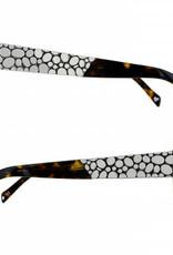 Brighton Pebble Tortoise Sunglasses
