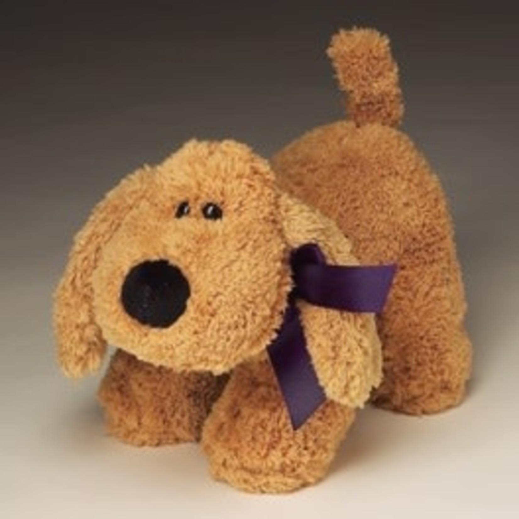 Sonoma Lavender Heatable & Huggable Lucky Dog With Lavender Inside