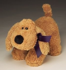 Sonoma Lavender Heatable & Huggable Lucky Dog With Lavender Inside