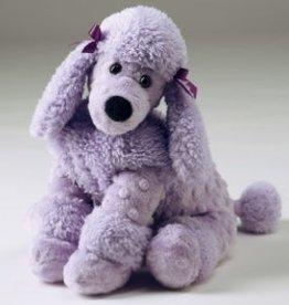 Sonoma Lavender Heatable & Huggable Lulu Poodle With Lavender Insert