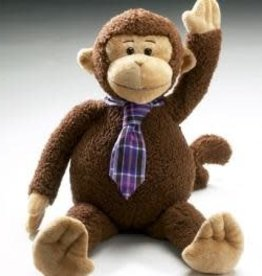 Sonoma Lavender Heatable & Huggable Spunky Monkey With Lavender Insert