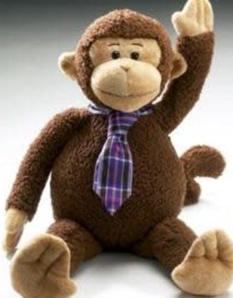 Sonoma Lavender Heatable & Huggable Spunky Monkey With Lavender Insert