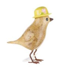Dcuk Bamboo Garden Bird w/Yellow Hat