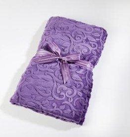 Sonoma Lavender Spa Blankie Violet Vine
