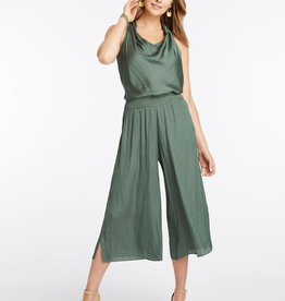 Nic+Zoe Destination Pocket Pant in Urban Green