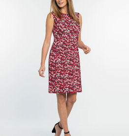 Nic+Zoe Bright Burst Twist Dress