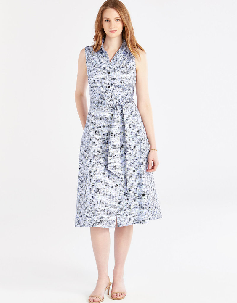 Nic+Zoe Naples Shirt Dress