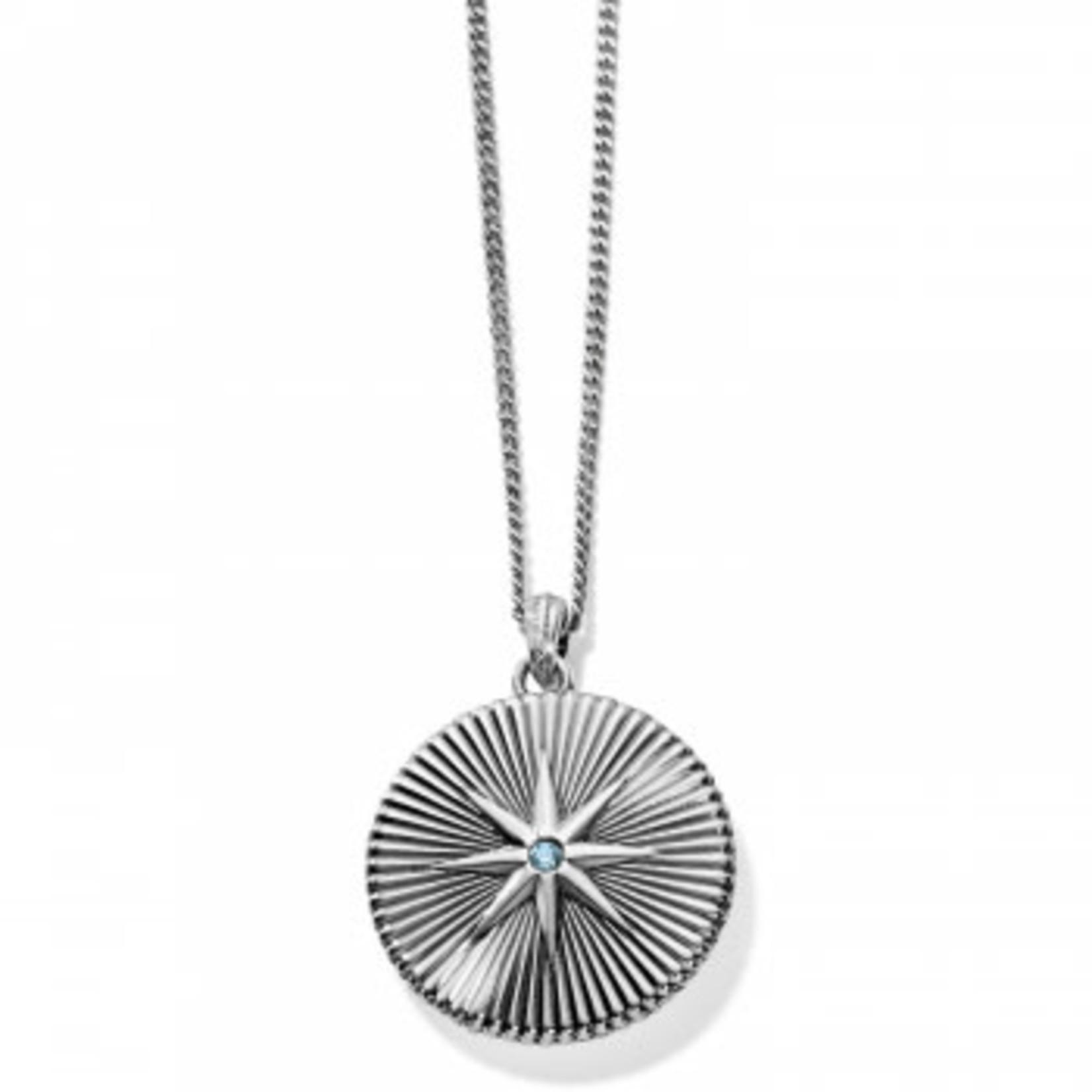 Brighton Halo Rays Petite Necklace