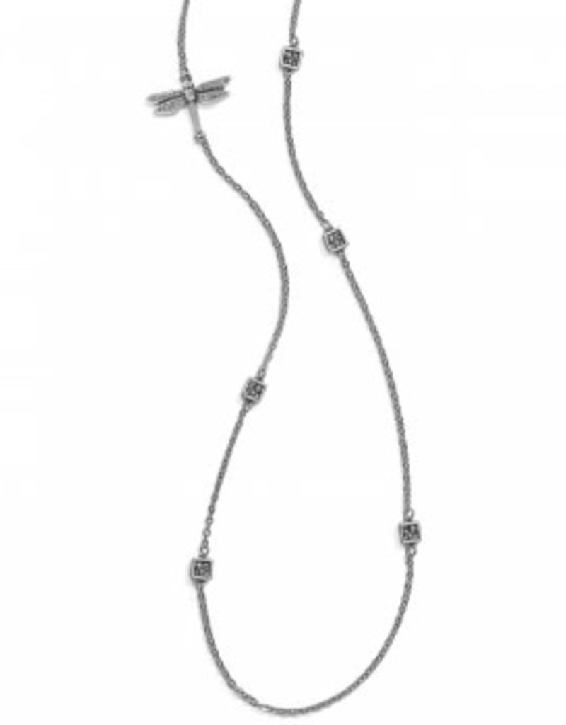Brighton Solstice Dragonfly Long Necklace
