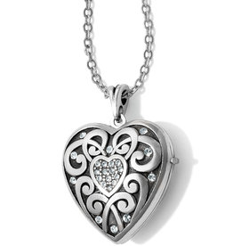 Brighton Sweet Memory Locket Necklace