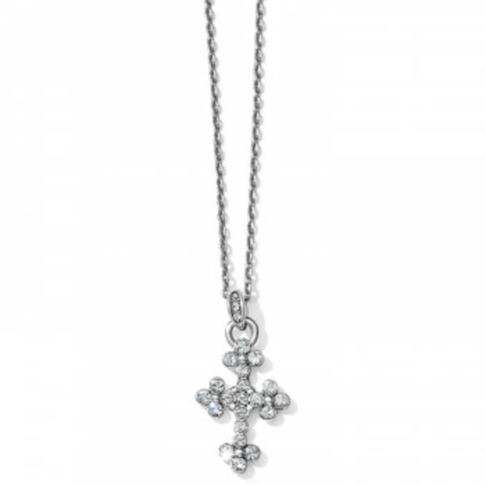 Brighton Abbey Cross Necklace