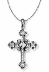 Brighton Alcazar Cross Necklace