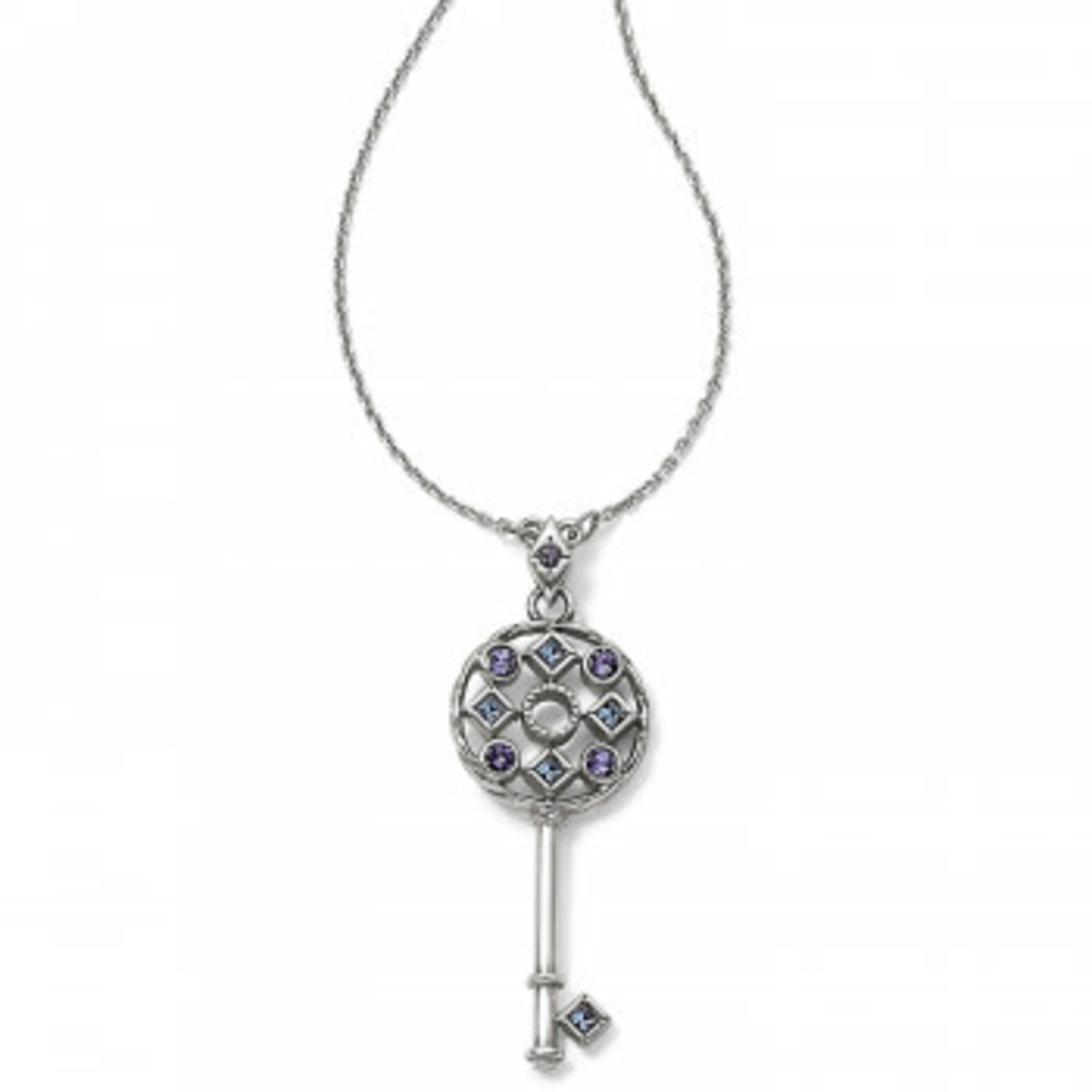 Brighton Halo Key Necklace