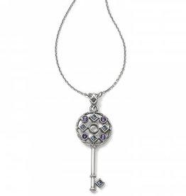 Brighton Halo Key Necklace
