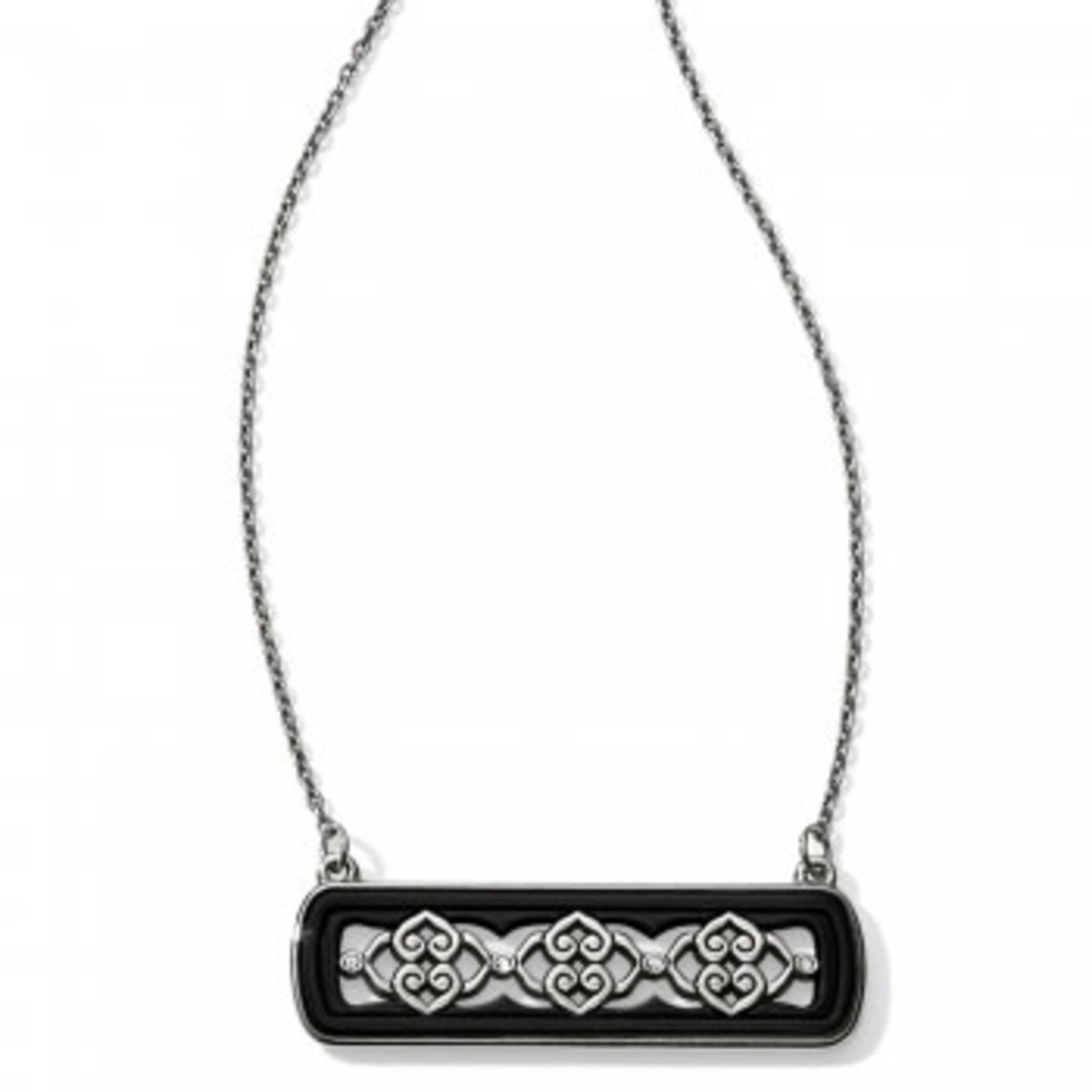 Brighton Intrigue Bar Reversible Necklace