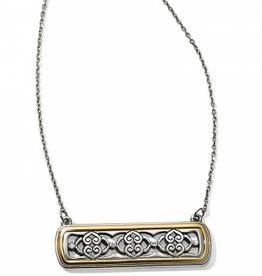 Brighton Intrigue Bar Reversible Necklace