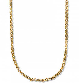 Brighton Vivi Delicate Petite Gold Charm Necklace