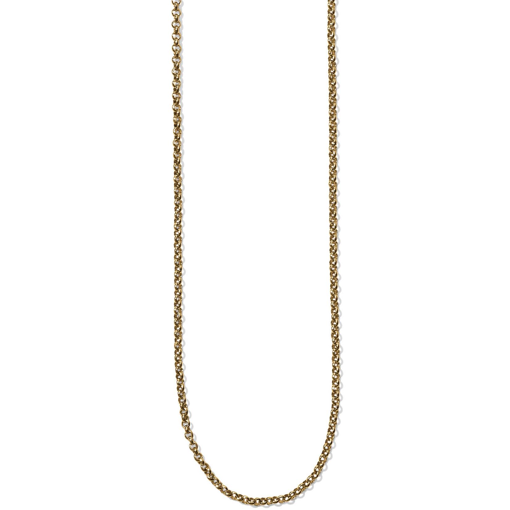 "Brighton Vivi Delicate Medium Charm Necklace 24-27"""