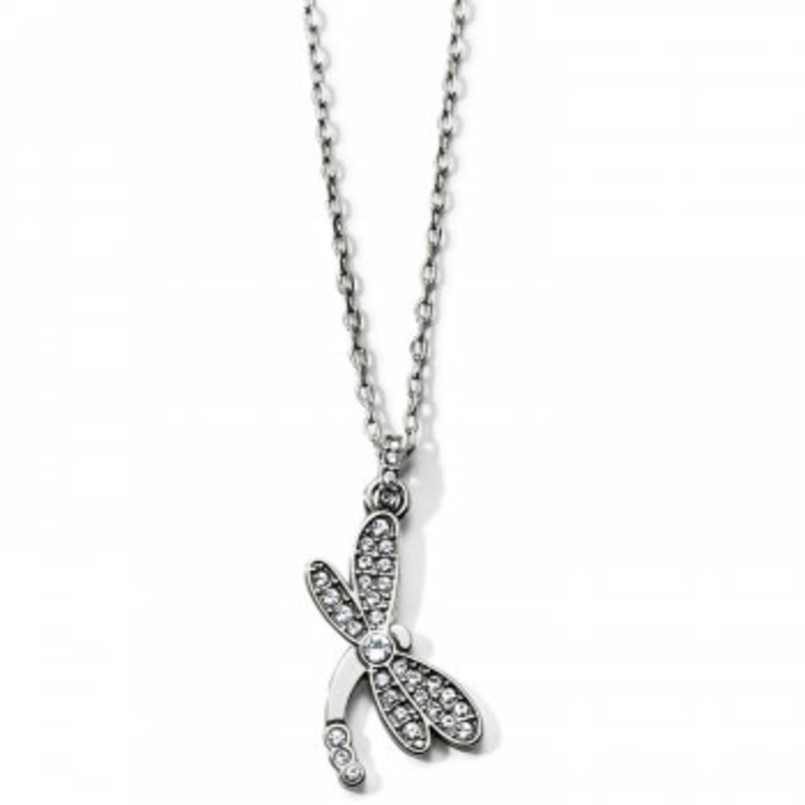 Brighton Flora Dragonfly Necklace