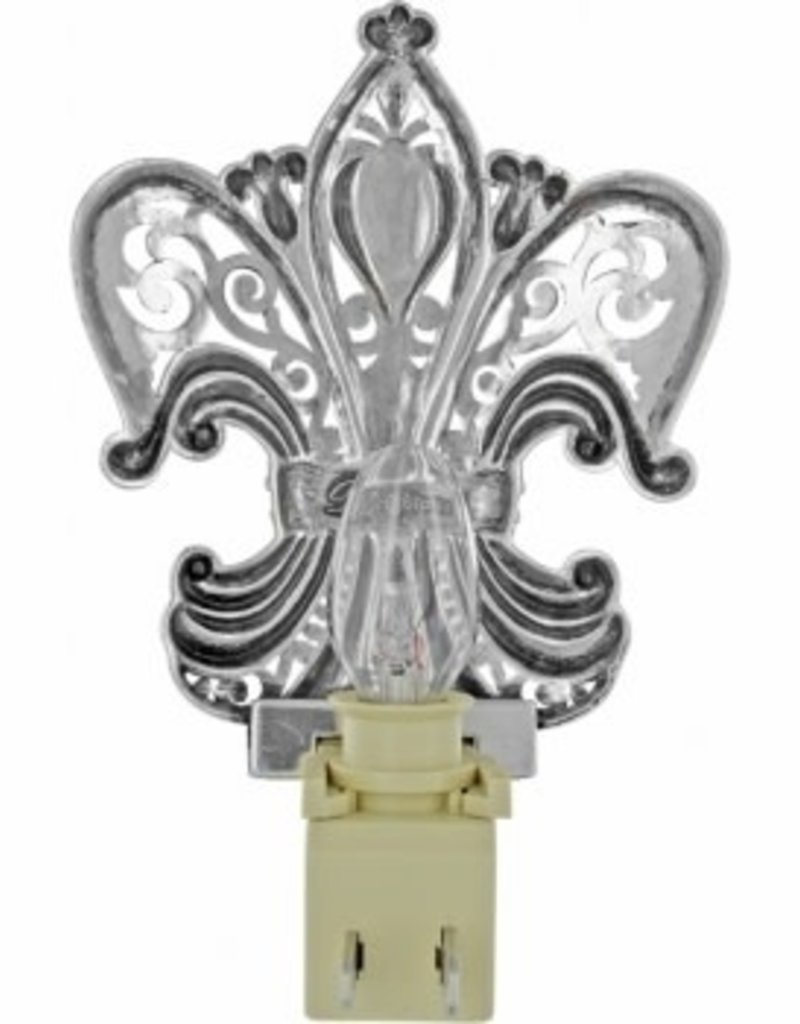 Brighton Fleur De Lis Nightlight