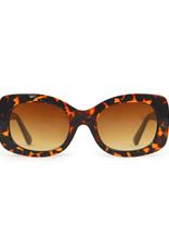 Powder Julianna Olive & Tortoise Sunglasses