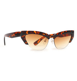 Powder Frankie Tortoise Sunglasses