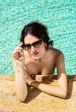 Powder Frankie Tortoise Sunglasses