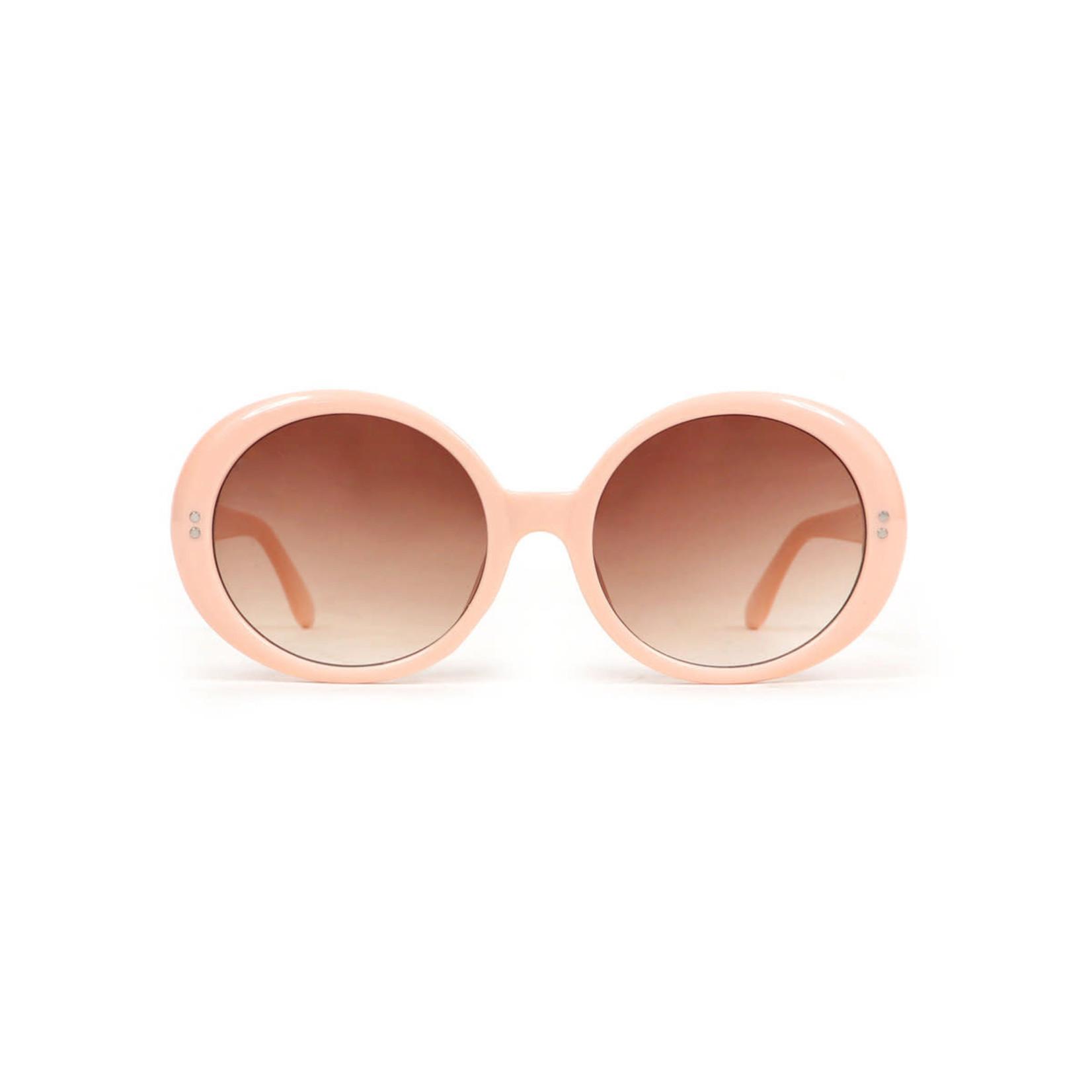 Powder Callie Cream Sunglasses