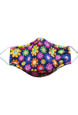 Snoozies Daisy Fashion Face Mask