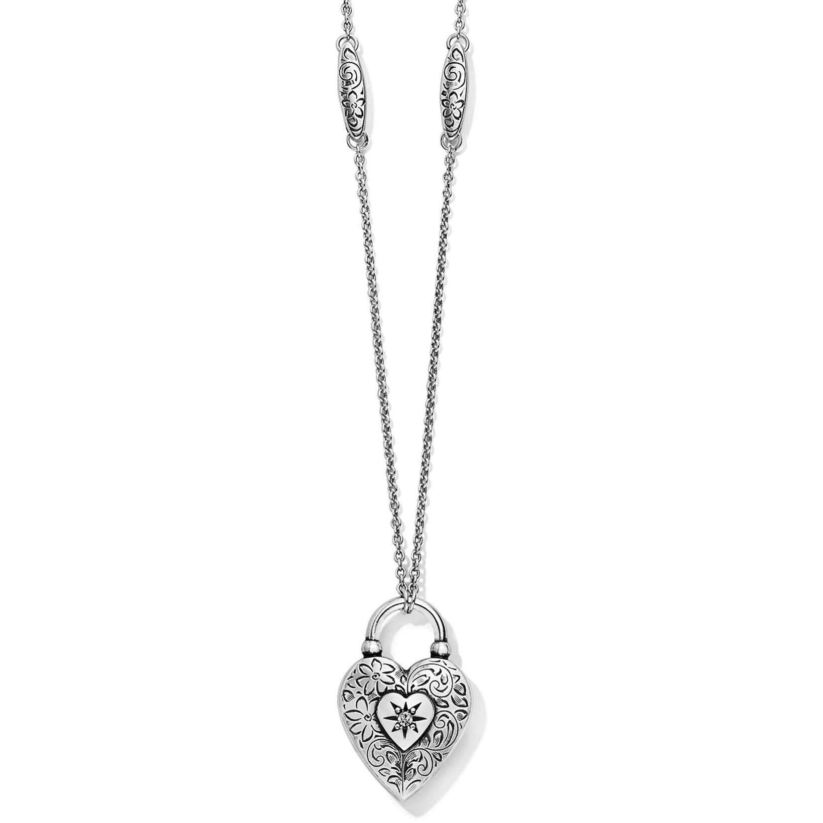 Brighton One Heart Long Necklace