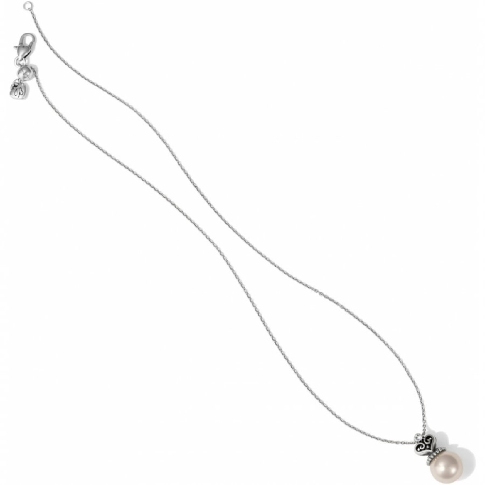 Brighton Alcazar Pearl Short Pearl Necklace