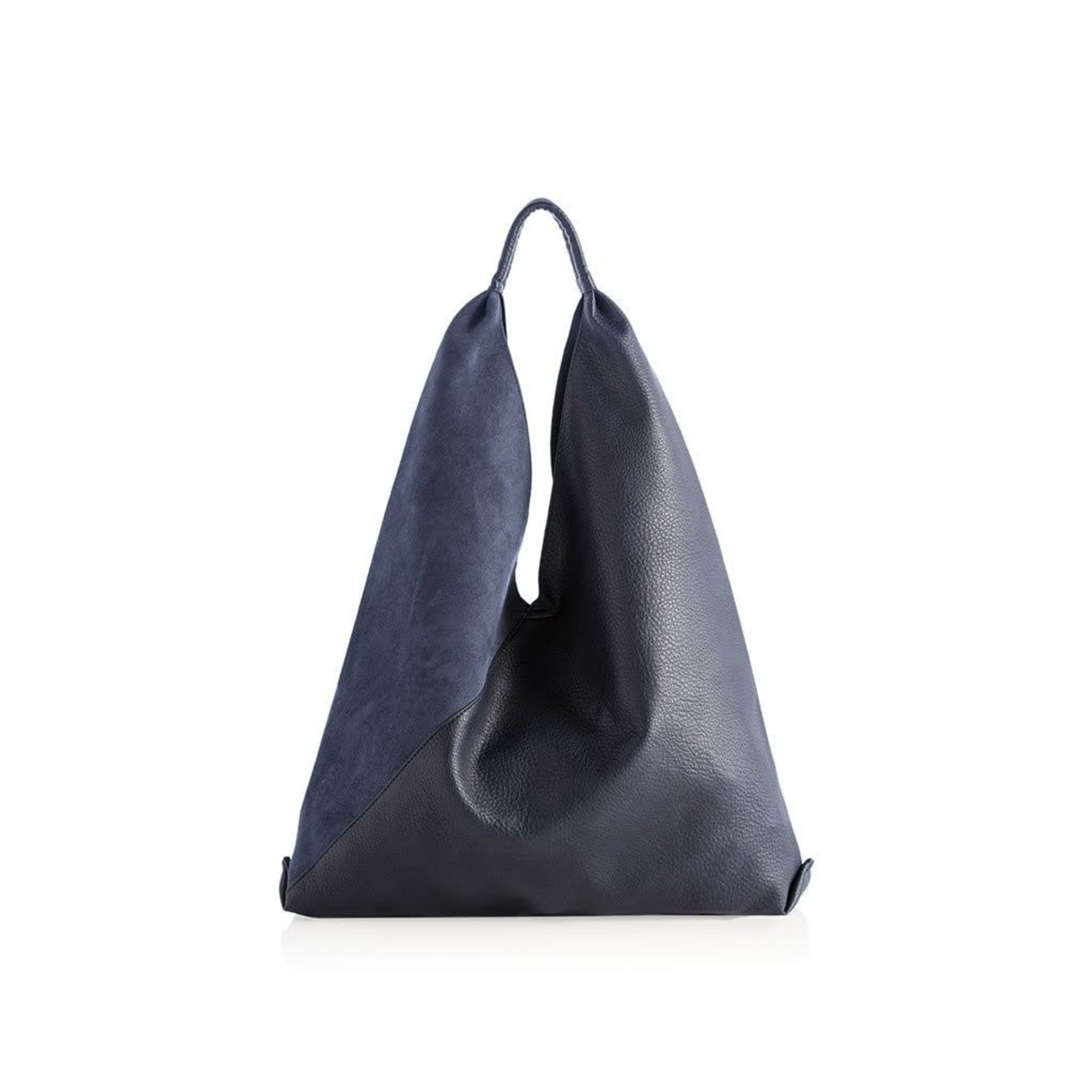 Shiraleah Chicago Vegan Leather Slouch Tote