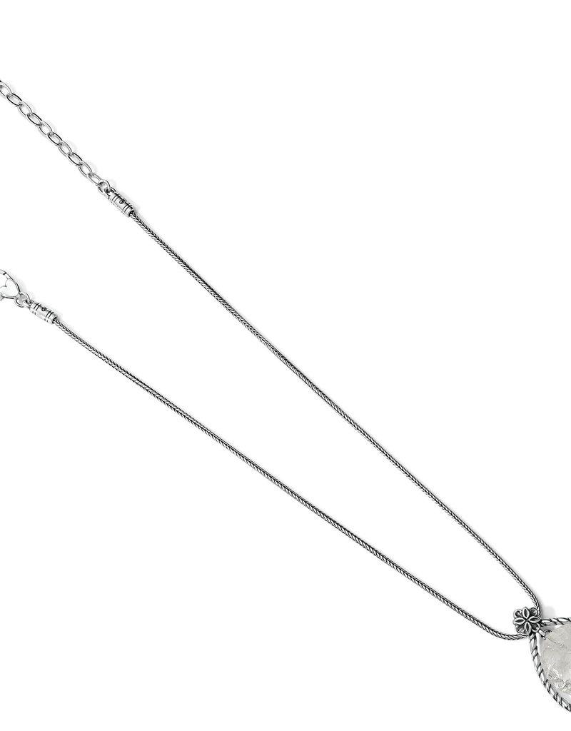 Brighton Rajasthan Garden Pendant Necklace Silver