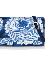 Brighton Journey To India Large Wallet Indigo