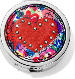 Brighton Love Bouquet Pill Box Multi