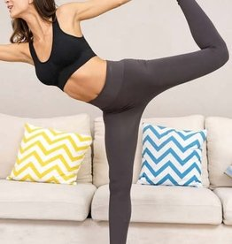 High Waist Legging O/S