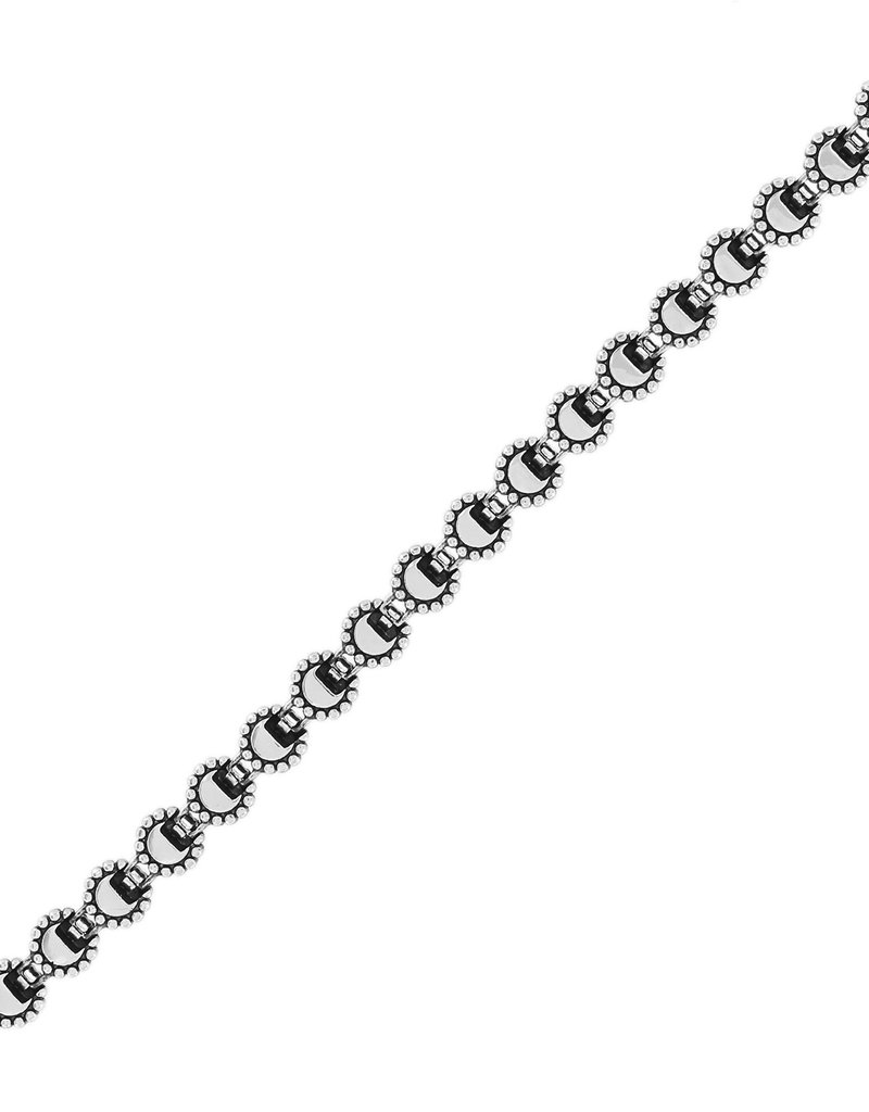 Brighton Twinkle Link Bracelet Silver