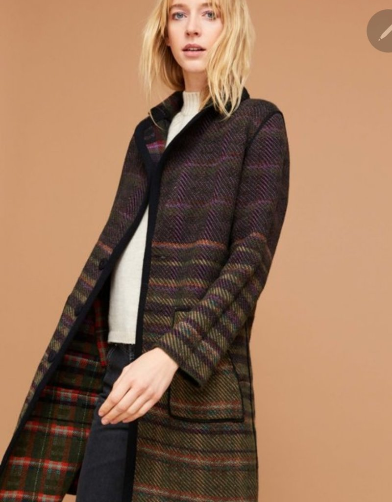 Aldo Martins Reversible Knit Coat